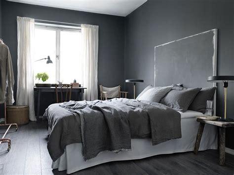 pareti grigie da letto 40 idee per colori di pareti per la da letto