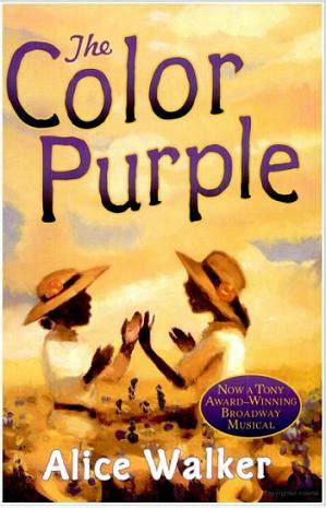 the color purple book price the color purple and the bluest eye challenged in