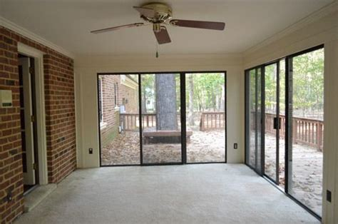 my open is into the room open er up converting a sunroom into a veranda porches and decks