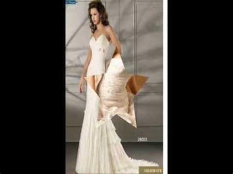 imagenes de vestidos de novia lindos 10 vestidos de novia mas lindos youtube