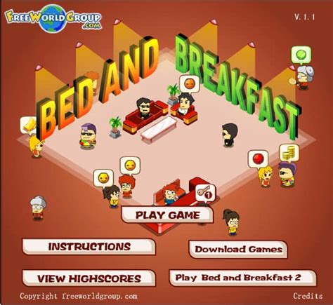 bed and breakfast game juego de bed and breakfast funnygames com mx