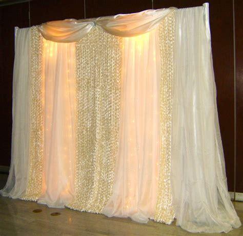 diy wedding backdrop with lights diy wedding backdrops ideas this backdrop is designed