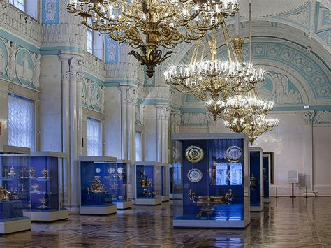 suite  state rooms   winter palace wall