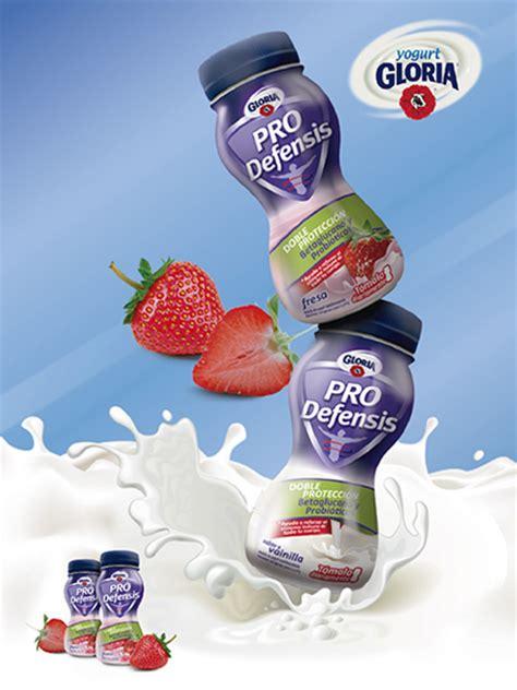 Pro Yoghurt yogurt gloria pro defensis on behance