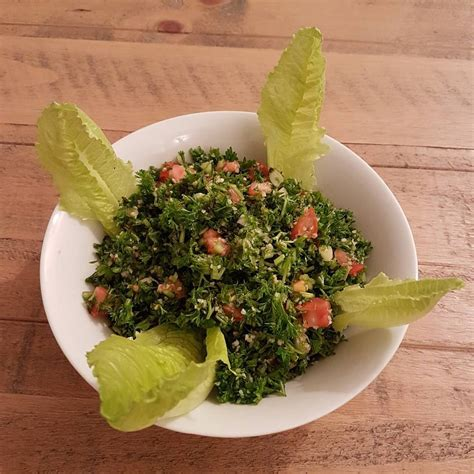 Lava L Ingredients by Tabbouli Salad Ingredients 2 Buches Of Parsley1 2 Bunch Of