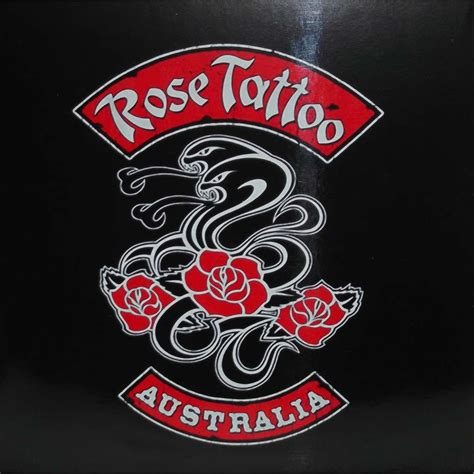 rose tattoo t shirt live at the hodern pavilion sydney australia on the
