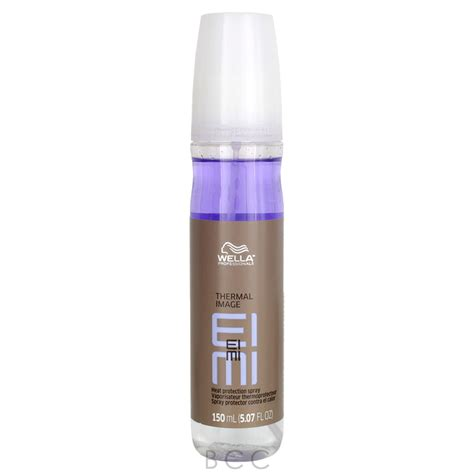 heat thermal wella eimi thermal image heat protection spray