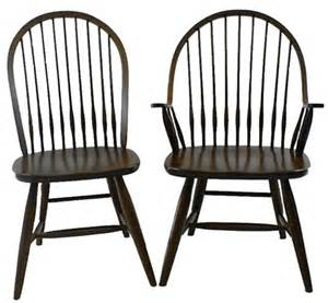 Windsor Dining Room Chairs by Early American Windsor Chair Amish Made