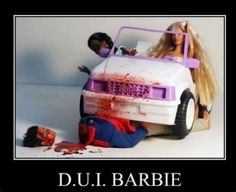 Dui Memes - d u i barbie funny pictures quotes pics photos