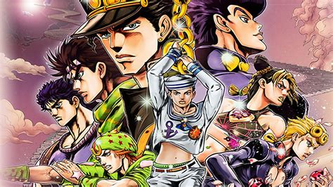 jojos bizarre adventure jolyne cujoh johnny joestar enter jojo s bizarre adventure eyes of heaven geek ireland