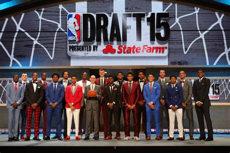 2015 nba mock draft nfl college sports nba and recruiting 2015 nba draft fashion the good the bad and the