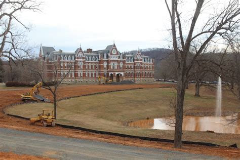 new entrance to miller school of albemarle to open this