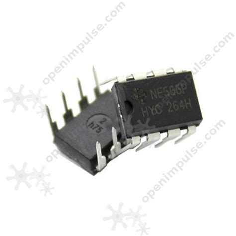 integrated circuit ne555 50pcs ne555 timer dip 8 open impulseopen impulse