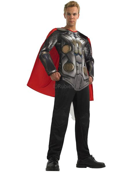 marvel the thor child costume licensed boys ebay cl156 thor 2 marvel licensed mens costume ebay