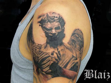 demon hunter tattoo designs and tattoos designs
