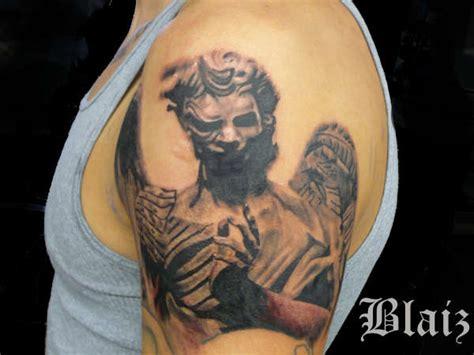 demon hunter tattoo designs and tattoos designs