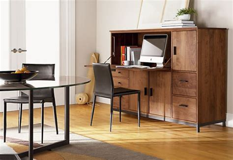 hidden office desk elegant hidden office armoire
