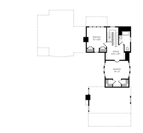coastal cottage floor plans house plan port royal coastal cottage sl1414 southern