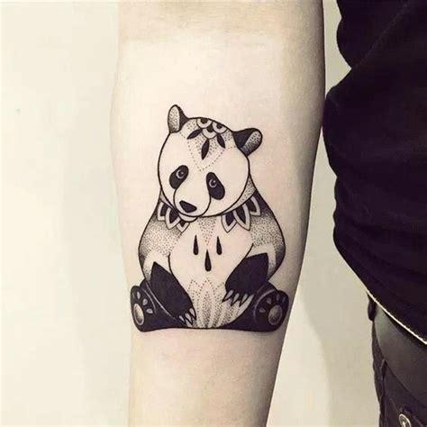 tattoo panda no braço 25 melhores ideias sobre mangas de tatuagem de l 243 tus no