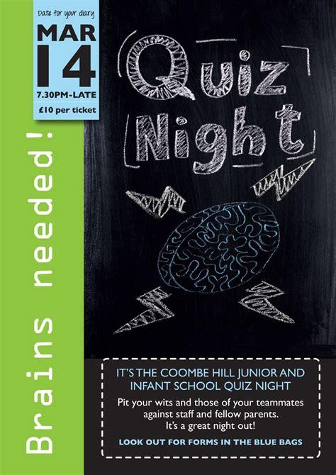 themes for quiz nights school quiz night poster quiz poster ideas pinterest