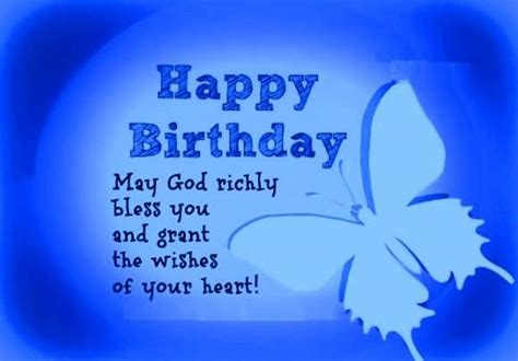 Wish You A Happy Birthday God Bless God Bless You Birthday Wishes For Christian Nicewishes