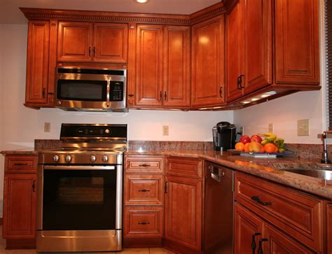 Maple Kitchen Cabinets Rta Cabinets Home Decor And Interior Design