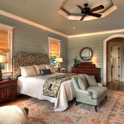 traditional bedroom design ideas pictures remodel and decor wood planked walls master