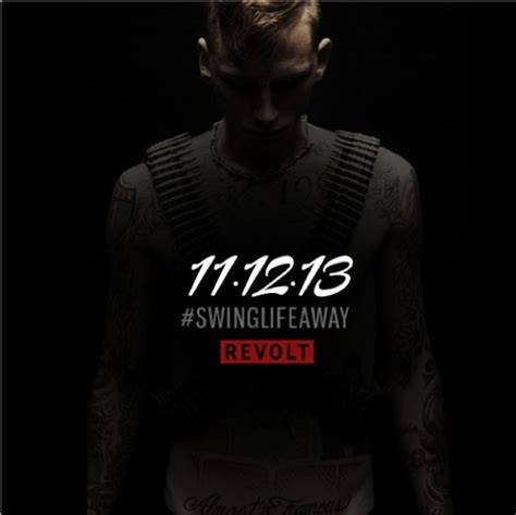 swing life away lyrics mgk swing life away mgk quotes quotesgram