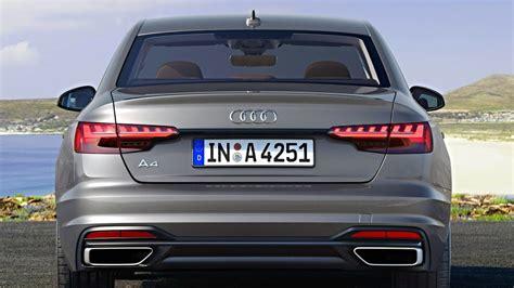 audi facelift a4 2020 audi a4 2020 facelift s4 sedan a4 avant and a4