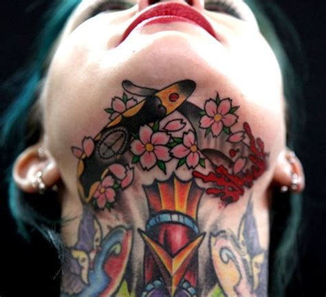 tattoo pictures ladies neck tattoos for women pictures meaning designs