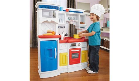 Tikes Gourmet Kitchen by Tikes Gourmet Prep N Serve Kitchen George At Asda