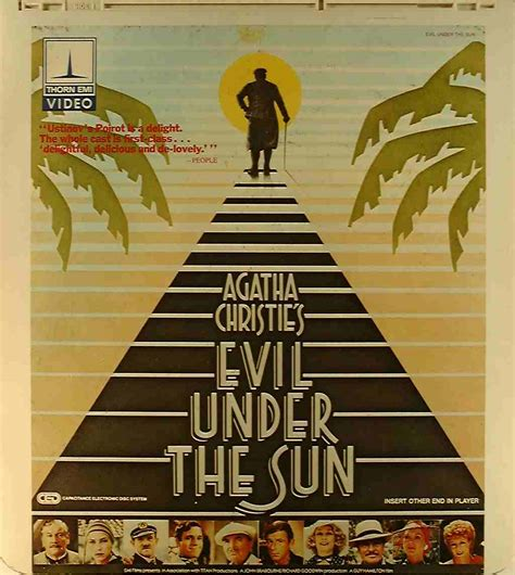 evil under the sun evil under the sun 26351108080 r side 1 ced title blu ray dvd movie precursor