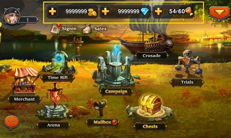 cara mod game heroes charge ios android heroes charge hack cheats tool download