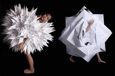 Origami Fashion Designers - 9 curated designer look ideas by mhats fashion
