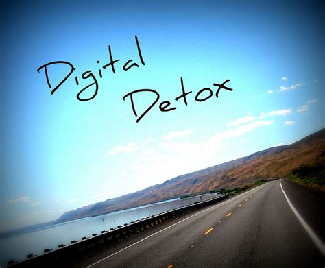 Digital Detox by Boost Your Focus With A Digital Detox Waiving Entropy