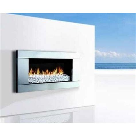 outdoor gas fireplace inserts buy outdoor fireplace ef5000 outdoor gas