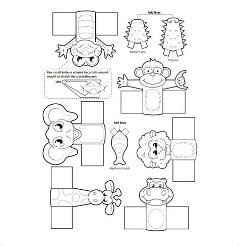 card finger puppet template 11 finger puppet templates free pdf documents