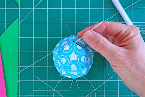 How To Make 3d Figures Out Of Paper - math idea 3d geometric shapes babble dabble do