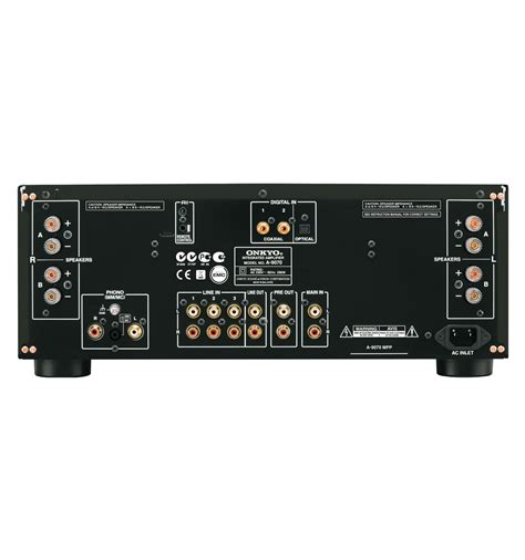 onkyo   integrated stereo amplifier camaross audio