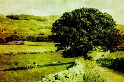 Vintage Landscape Pictures Vintage Landscape Countryside Free Stock Photo