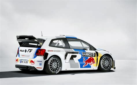 2013 Volkswagen Polo R Wrc Racing Rally Car Race 4000x2500