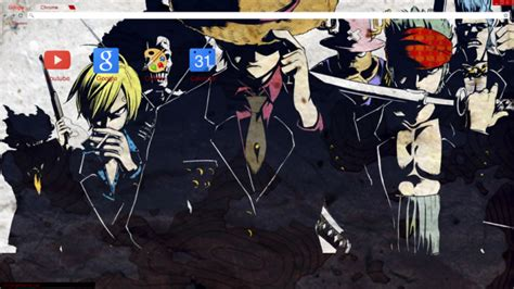 theme google chrome one piece new world one piece mafia chrome theme themebeta