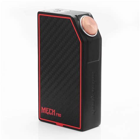 Authentic Geekvape Mech Pro Kit Silver authentic geekvape mech pro black 18650 mechanical box mod