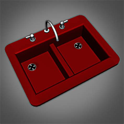 red kitchen sink cashcraft s retro kitchen sink
