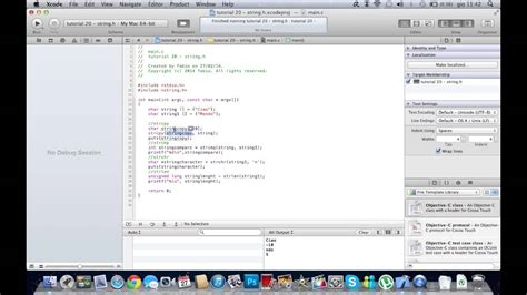 libreria string h programmazione c tutorial 20 libreria string h