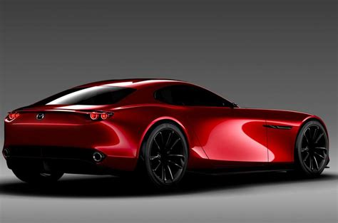 mazda sports car list mazda rx vision rotary engined sports car concept revealed