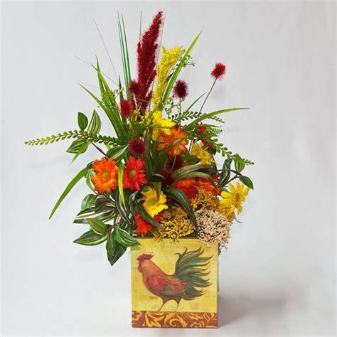 home decor floral arrangements artificial flower arrangement home decor kitchen decor