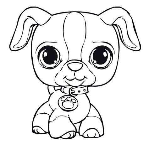 fluffy cute puppy coloring pages coloring pages
