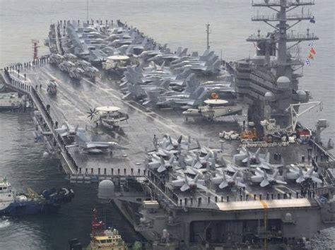 ronald portaerei l attacco degli hacker cinesi alla portaerei ronald