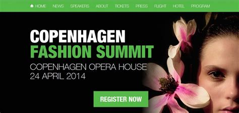 copenhagen fashion summit  green strategy